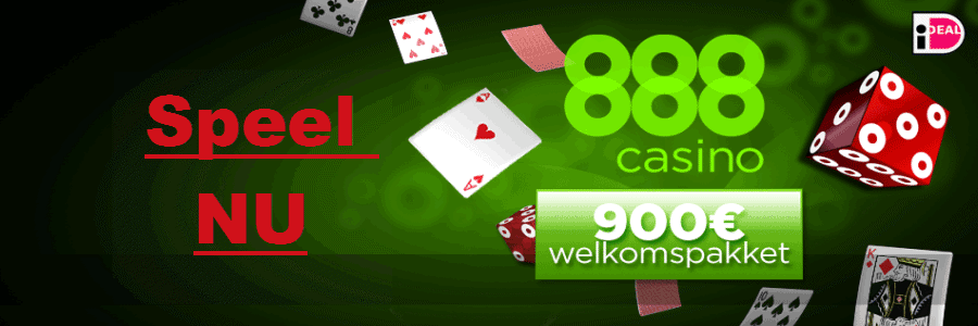 Live Blackjack bij 888 Casino